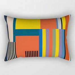 BAUHAUS RISING Rectangular Pillow