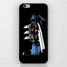 Rat Rod Motor iPhone Skin