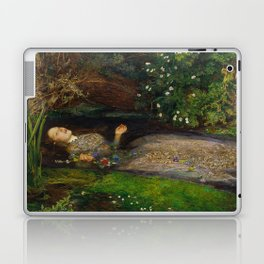 John Everett Millais - Ophelia Laptop & iPad Skin
