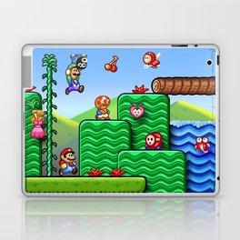 Super Mario 2 Laptop & iPad Skin