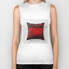 Dark Red Throw Pillow Art Print 3.0 #postmodernism #society6 #art Biker Tank