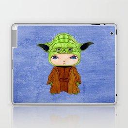 A Boy - Yoda Laptop & iPad Skin