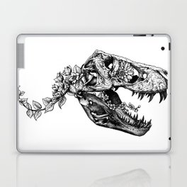 Jurassic Bloom - The Rex.  Laptop & iPad Skin