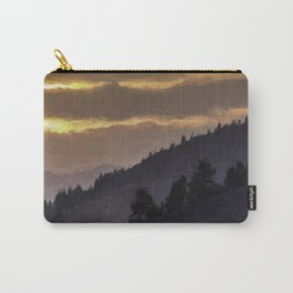Valley Sunset Carry-All Pouch