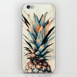 PINEAPPLE 3 iPhone Skin