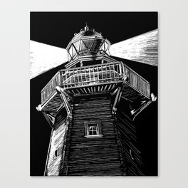 The Light House Canvas Print