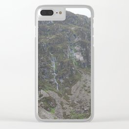 Wales Landscape 14 Cader Idris Clear iPhone Case