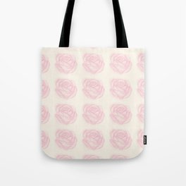 Rose Black Tea Tote Bag