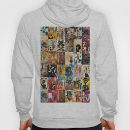 Basquiat Montage Hoody