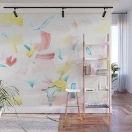 180515 Watercolour Abstract Wp 10 Wall Mural