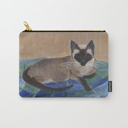 Siamese Napping Carry-All Pouch