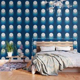 Ocean Crescent Wallpaper