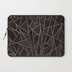 Shattered Black / 2 Laptop Sleeve
