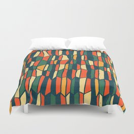 Brick Duvet Cover