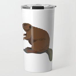 Are You A Beaver? 'Cuz Dam The Busy Beaver Shirt Travel Mug