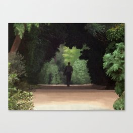 Captain's Homecoming Canvas Print