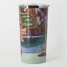 Oak Park Travel Mug