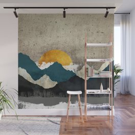 Thaw Wall Mural