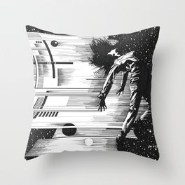 Just Give Me Some Space - Throw Pillow