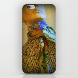 Summer Of Love: The Fashionista iPhone Skin