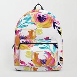 Bold Floral Backpack