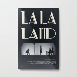 La La Land - Epilogue 3 Metal Print
