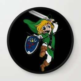 Legend of Zelda: A New Hero Wall Clock