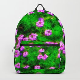 Texas Verbena Backpack