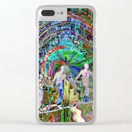 The Ties That Bind Us Clear iPhone Case