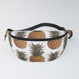 Pineapple Pattern Vector Fanny Pack