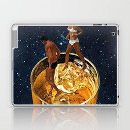 Space Date Laptop & iPad Skin