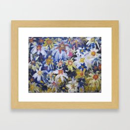 Southern Bells Framed Art Print