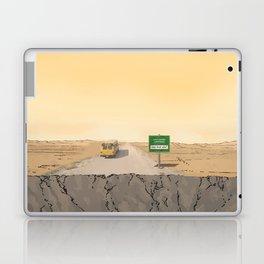 Now Leaving Sunnydale Laptop & iPad Skin