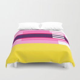 Bright Abstract II Duvet Cover