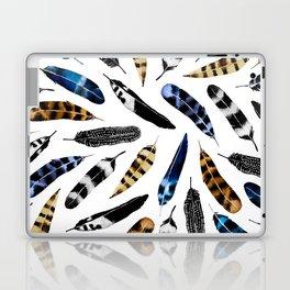 Bohemian Free Feather Laptop & iPad Skin