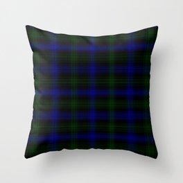 Strong dark Throw Pillow