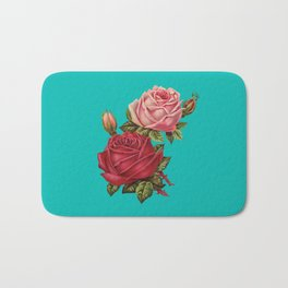 Floral Pop Bath Mat