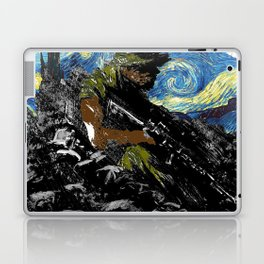 The Silent Soldier Laptop & iPad Skin