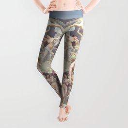 Neo Classical Melee Leggings