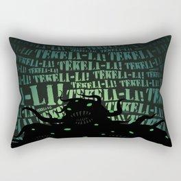 Lovecraft Shoggoth Rectangular Pillow