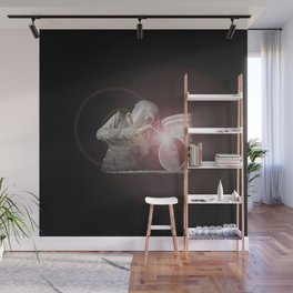 Vintage Pipe Welder Wall Mural