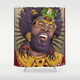 Quest for Love Shower Curtain