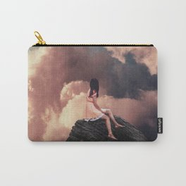 You came from the Clouds Carry-All Pouch