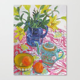 Tuesday Afternoon Canvas Print