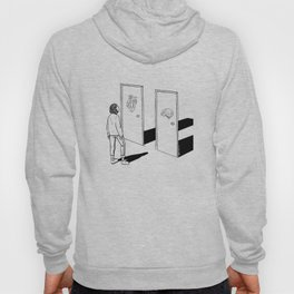 One or The Other Hoody