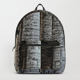 Vatican City Marble Backpack