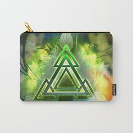 Sacred Geometry - Equilateral Triangle 05 Carry-All Pouch