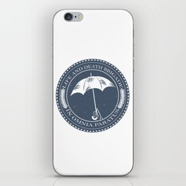 The Life and Death Brigade iPhone Skin
