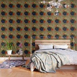 """Odilon Redon """"Flowers in a Blue Cup (Fleurs dans une coupe bleue)"""" Wallpaper"""