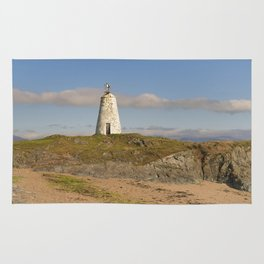Twr Bach Lighthouse Rug